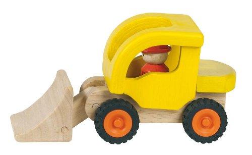 Goki - 2041271 - Figurine Transport Et Circulation - Chargeur À Roue