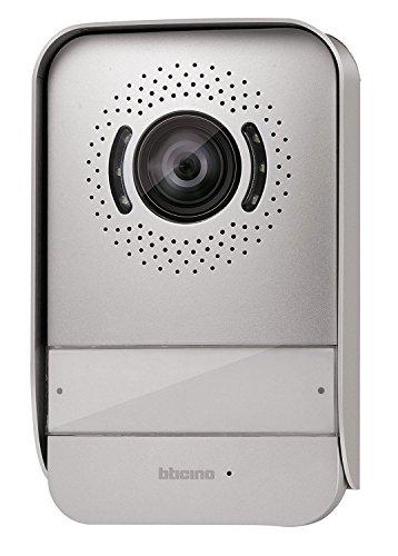 Bticino - Manos libres dúplex kit de videoportero 2 hilos con monitor de color de 4.3
