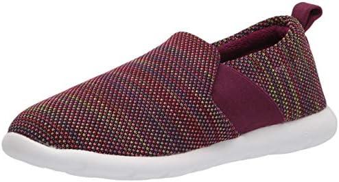 isotoner Women s Zenz Balance Sport Mesh Slipper Slip On Shoe Wild Rose 7 product image
