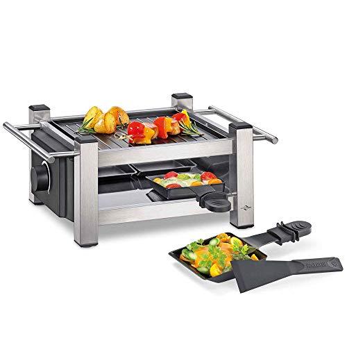 Küchenprofi KP1770602800 Raclette Taste4-Kp1770602800 Mini-Öfen, Kunststoff