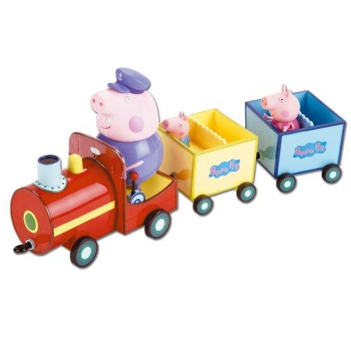 Peppa Pig - Trenecito del Abuelo Pig (Bandai 84210)