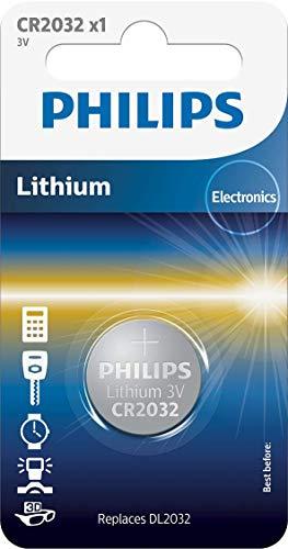 Philips CR2032/01b Lithium Minizelle 1er Pack