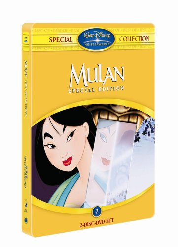 Mulan (Best of Special Collection, Steelbook) [Special Edition] [2 DVDs]