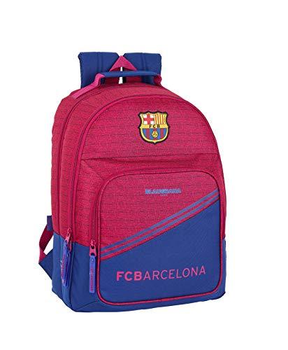 FCB FC Barcellona corporativa Ufficiale zaino scolastico 320x 160x 420mm