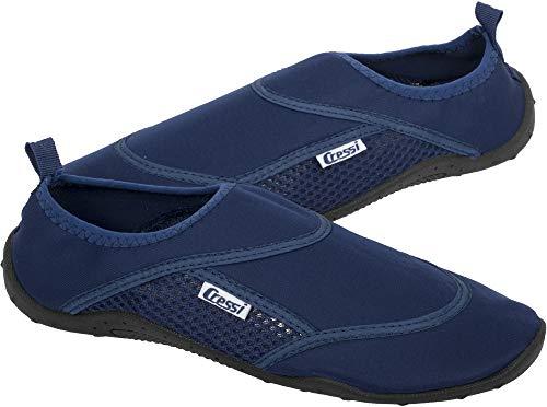 Cressi Coral Shoes Zapatilla para Deportes Acuáticos, Adultos Unisex, Azul Navy, 44