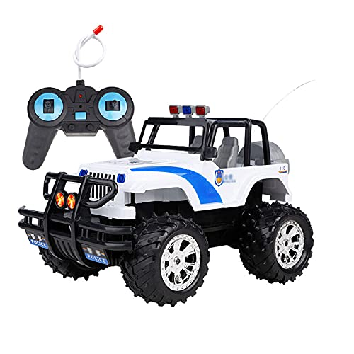 HXGL-Drum Modelo de automóviles, Modelo de Juguete para niños de la simulación de vehículos de Autos de Control Remoto Grande, Usado para la colección/Play/decoración del hogar del niño 1:14