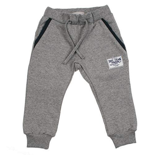 NAME IT NITBERTIL Pantalon de survêtement Gris chiné - Gris - 4 ans