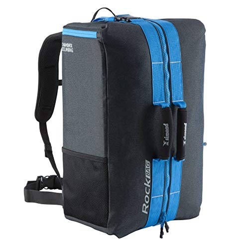 SIMOND Arrampicata Bag Rockbag 35 Litri Nero