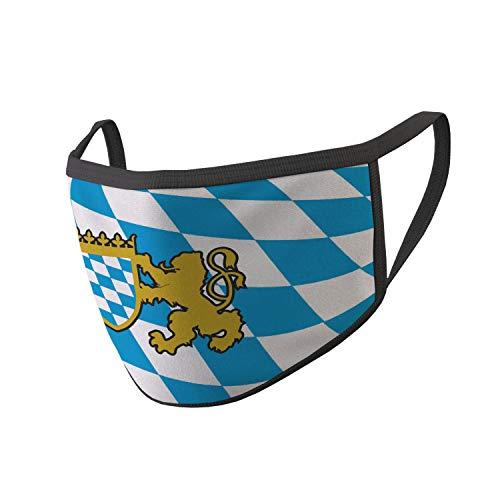 Copytec Mund Nasen Maske Bayern München Bayer Raute Wappen Bavaria #35237