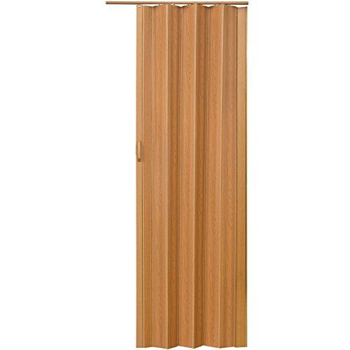 tectake 800053 Puerta Plegable Corredera de PVC,...