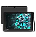 YUNTAB 10.1 inch Android 2 in 1 Tablet PC, 64-bit Quad Core CPU, 1GB RAM, 16GB ROM, Support Keyboard, with HDMI Port, Dual Camera GPS, WiFi, IPS 1280P Touch Screen (Black)