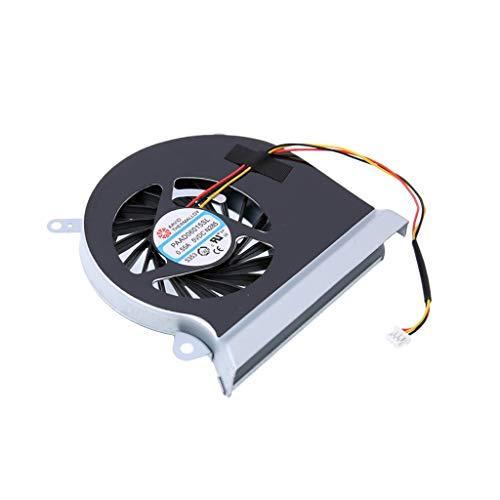 B Baosity Ventilador de Enfriamiento de CPU de Ordenadores Portátiles para MSI Gaming GE60 2PC Apache