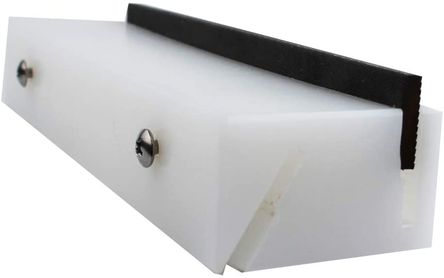 "Fret End Bevel-Flush Files Luthier Angle/Tool - Low Friction Fret Leveler 1PCS, Long Length 7/"" 36 and 90 Degrees Guyker Fret Beveling File"