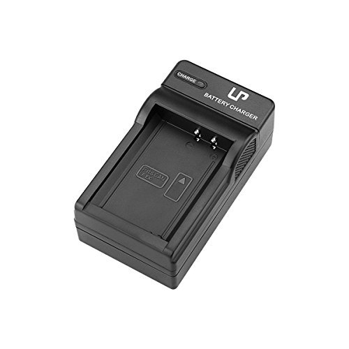 LP-E10 LP Battery Charger, Compatible with Canon EOS Rebel T3, T5, T6, T7, Hi, Kiss X50, X70,  X80, X90, 1100D, 1200D, 1300D, 1500D, 3000D DSLR Camera, Replacement for Canon LC-E10 Charger