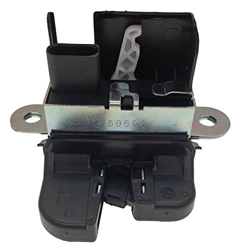 Rear Hatch Trunk Door Lock Actuator Motor 5M0827505E Fits 2010-2014 Volkswagen Jetta Sportwagen, 2008-2017 Volkswagen Tiguan Rear Trunk Boot Lid Liftgate Lock Latch