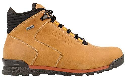 NiK SHOES Herren-Schuhe Trekking & Wanderstiefel - Beige - Membran (41 EU)