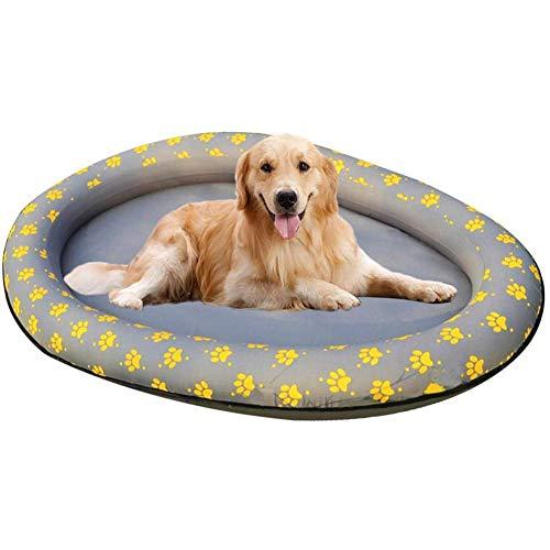 Cane Pool Float, Pet Acqua Giocattolo Piscina Galleggiante Piscina Galleggiante Fila Letto Gonfiabile Spiaggia di Giocattoli per I Rifornimenti del Cane del Gatto Dell'animale Domestico