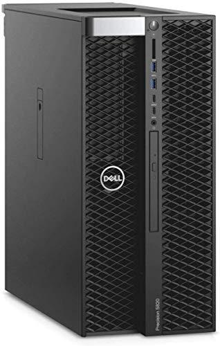 Dell Precision Tower 5820-321-BDCQ - 950W - Xeon W-2145 3.7-4.5 GHz Octo-Core, 32 GB DDR4 ECC 2666 Mhz, 1TB Solid State Drive, Nvidia Quadro RTX4000 8GB GDDR6, DVD RW, Windows 10 Pro (Renewed)
