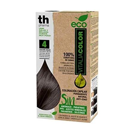 Th Pharma Th Eco Vitalia Color Tinte Nº 5 Castaño Claro 250 g ...