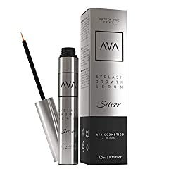AVA® quality from Germany - eyelash growth - natural active ingredients - eyelash booster - eyelash serum & eyebrow serum - vegan & hormone free - 3ml