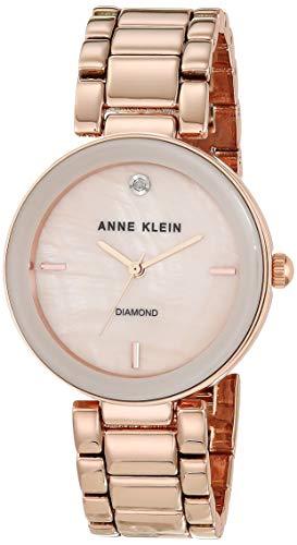 Anne Klein Dress Watch (Model: AK/1362BMRG)