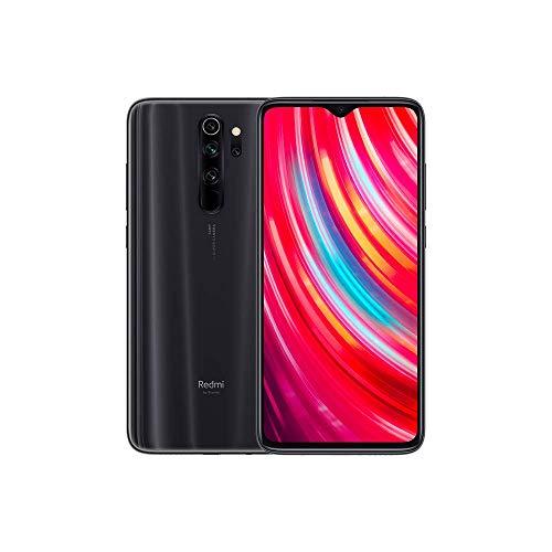 Xiaomi Redmi Note 8 Pro - Smartphone Débloqué 4G (6.53 Pouces - 6Go RAM - 128Go Stockage - Double Nano-SIM, Quad Caméra – NFC) Gris minéral - Version Française - [Exclusivité Amazon]