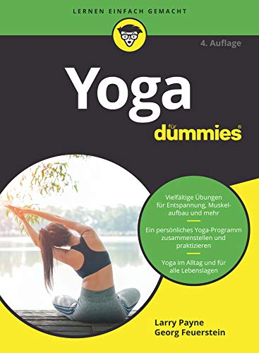 Yoga für Dummies (German Edition)