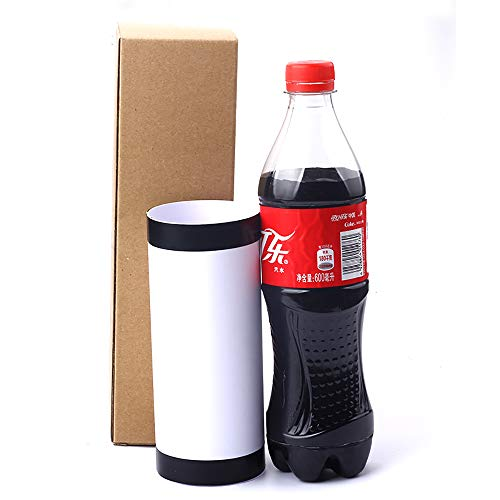 Enjoyer Vanishing Cola Bottle Magic Tricks Vanishing Coke Bottle Magic Gimmick Close-up Magic Illusions Stage Accessories