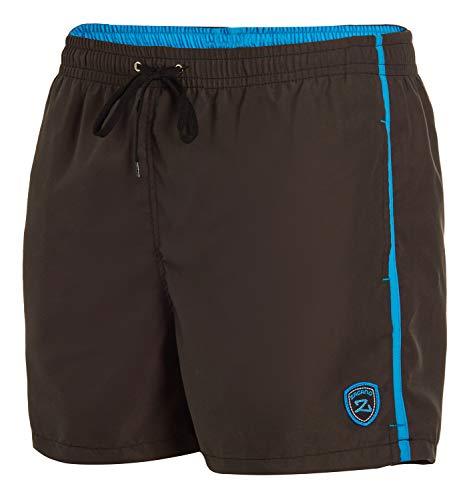 Zagano zwemshort voor heren, zwembroek, strandbroek, bermuda-shorts en vrijetijdsbroek