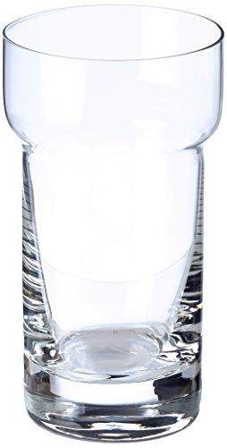 Emco 122000090 Mundspülglas Kristallglas klar für Glashalter