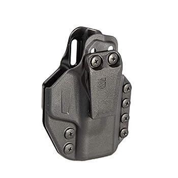BLACKHAWK_Stache IWB LB Glock 17 SF X300 Base Kit BK 19/22/23/45