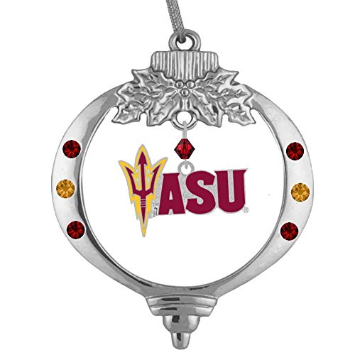 Final Touch Gifts Arizona State University Christmas Ornament …