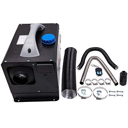 maXpeedingrods Diesel Air Heater 12V 8000W One Outlet Hole for Campervan RV Motorhomes Van Trailers