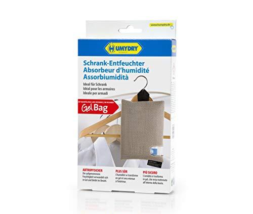 HUMYDRY Schrank-Entfeuchter mit 3D Textil-Tasche 250g