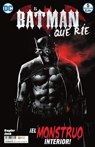 El Batman que ríe núm. 05 (De 8) (El Batman que ríe (O.C.))