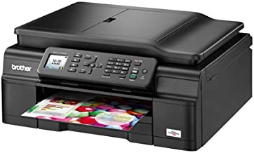 Brother MFC-J470DW - Wireless Inkjet All-in-One w Auto Document Feeder MFCJ470DW