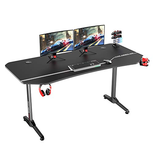 DlandHome Tavolo da gioco ergonomico Pro Scrivania...