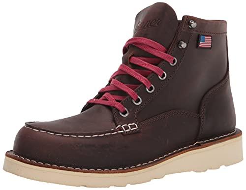 Danner Women's 15576 Bull Run Moc Toe 6″ ST Work Boot