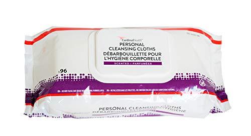 Cardinal Health 2AWS-96 Personal Cl…