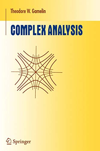 Compare Textbook Prices for Complex Analysis Undergraduate Texts in Mathematics Corrected Edition ISBN 9780387950693 by Gamelin, Theodore W.