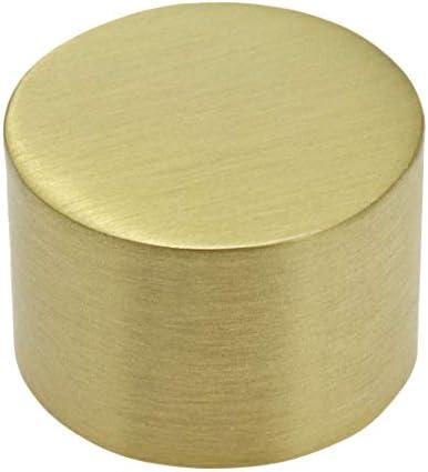 Brass furniture leg caps _image1