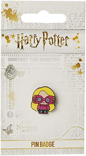 Carat- Pin Luna Lovegood, Harry Potter, Multicolor (Import-L 54324)