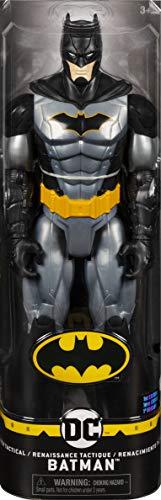 Batman - Personaggio Batman da 30 cm Articolato a Sorpresa, dai 3 Anni - 6055153