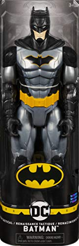 Product Image of the BATMAN, 12-Inch Rebirth Tactical BATMAN Action Figure
