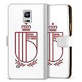 Étui Compatible avec Samsung Galaxy Note 4 Étui Folio Étui magnétique RBFA Produit sous Licence...