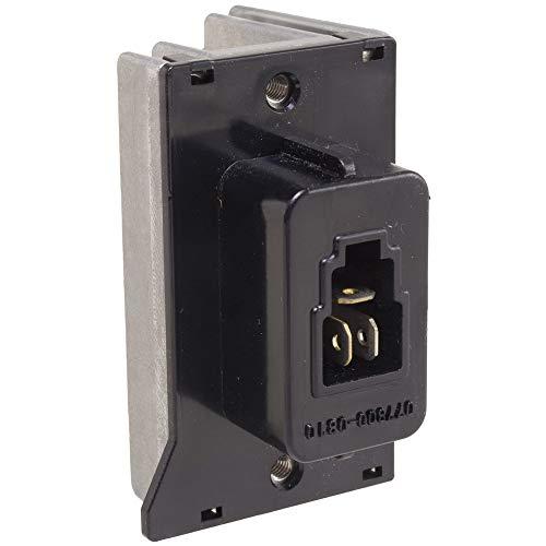 Blower Motor Resistor Fits 99-00 Civic / 97-01 CR-V / 00-06 Insight Replace 3A1267 973561 RU361 20283 79330A10A42 973-561 RU-361 3A1333 79330S10A41 79330S10A42 JA1384 JA1429