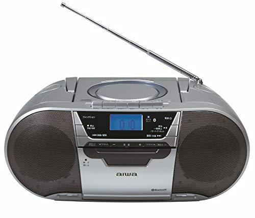 アイワ CDラジオカセットレコーダー