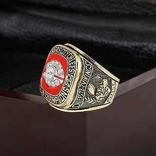 MVPRING Super Bowl Championship Ring (1969 Kansas City Chiefs)