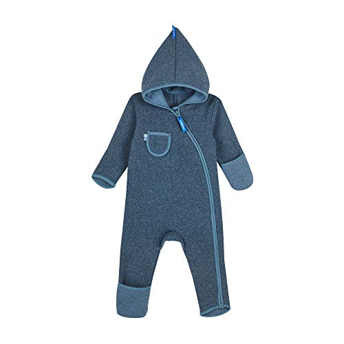 Finkid Puku Sport Blau, Kinder 60-70 - Farbe Blue Mirage