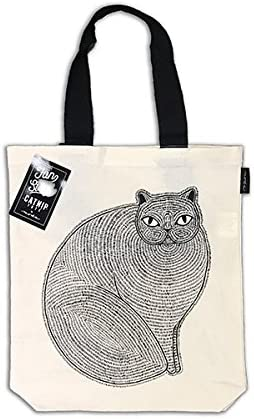 Free shipping Moda Gingiber Catnip Tote Bag by Super beauty product restock quality top 15 inches